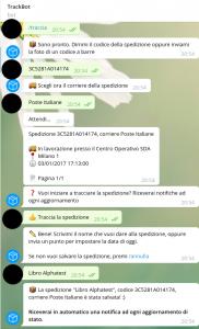 telegram utility