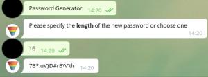 utility telegram