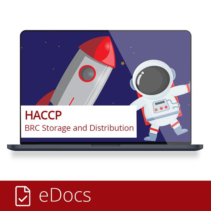 BRC Storage and Distribution - HACCP