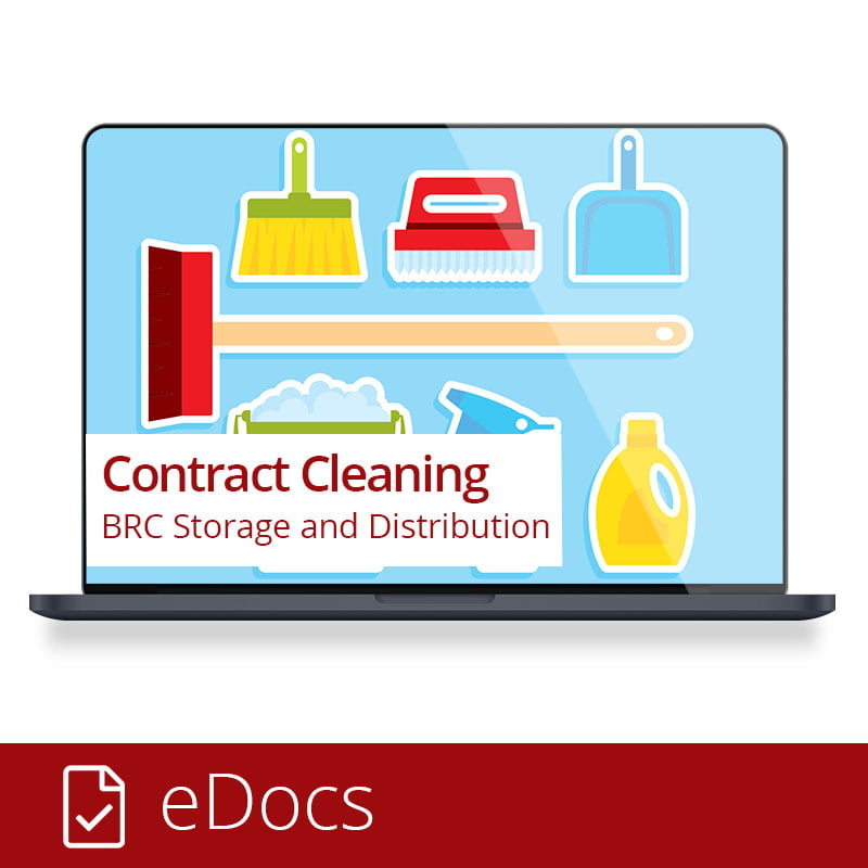 BRC Storage and Distribution - Contract Cleaning