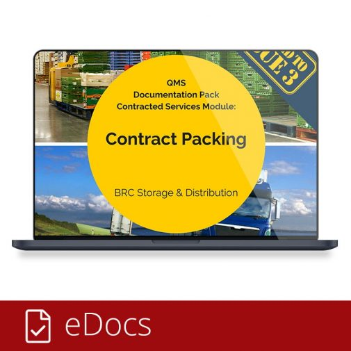 Contract Packaging eDocs