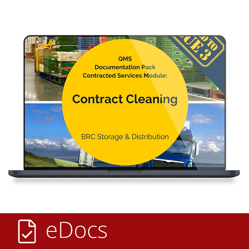 Contract Cleaning eDocs