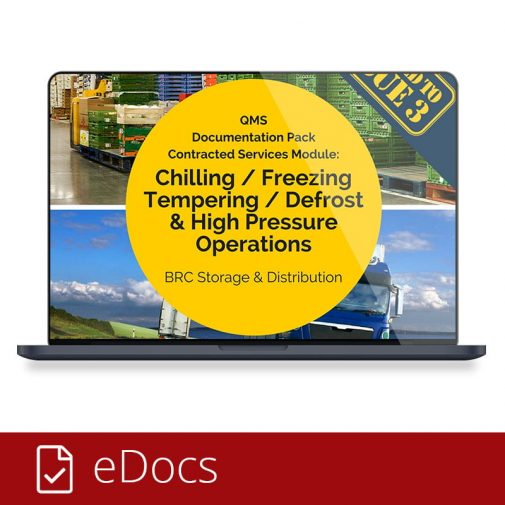 BRC Storage and Distribution eDocs