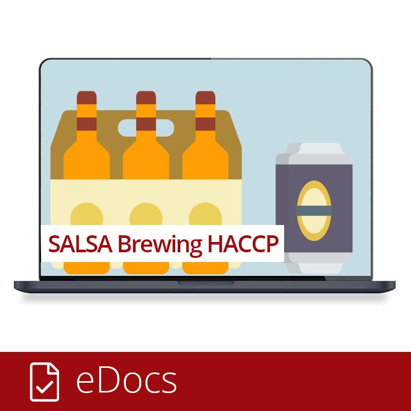 SALSA Brewing HACCP