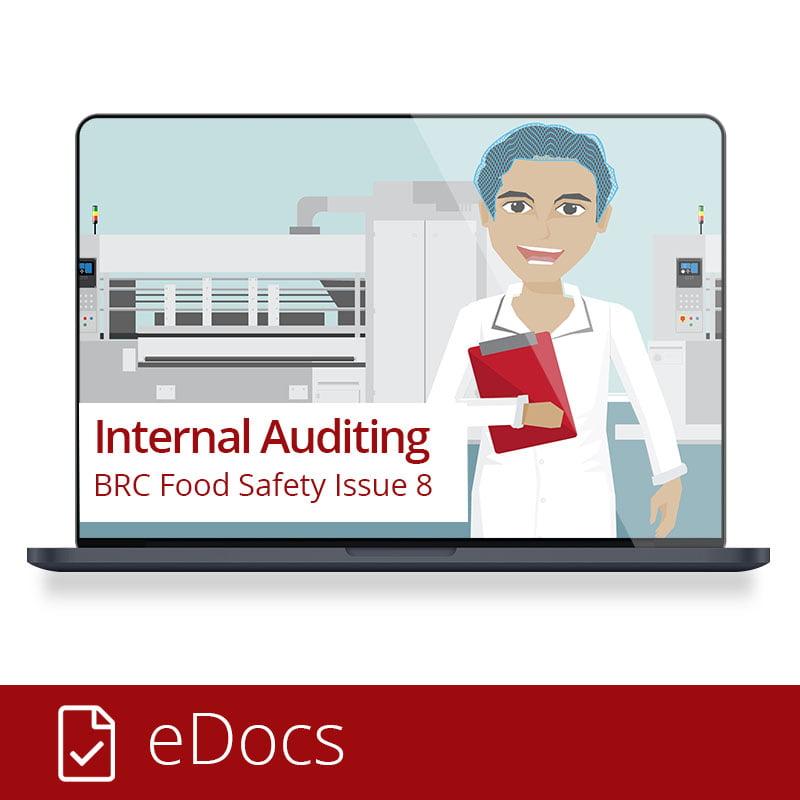 BRC Food - Internal Auditing