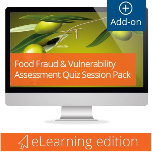 Food Fraud Quiz