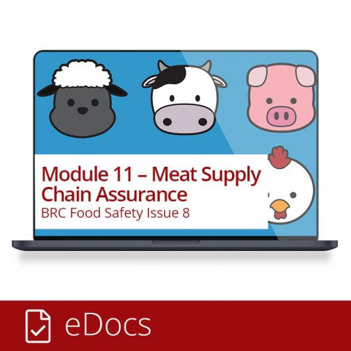 BRC Food - Module 11