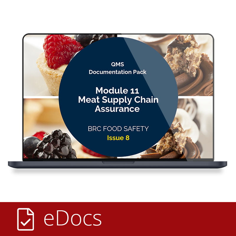 Meat Supply Chain Assurance eDocs