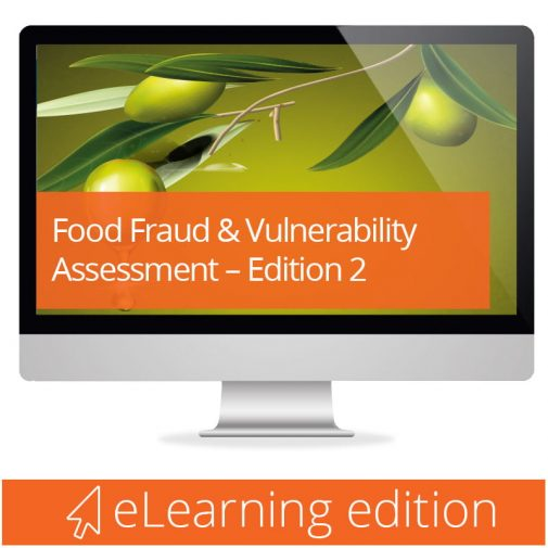 Food Fraud eLearning
