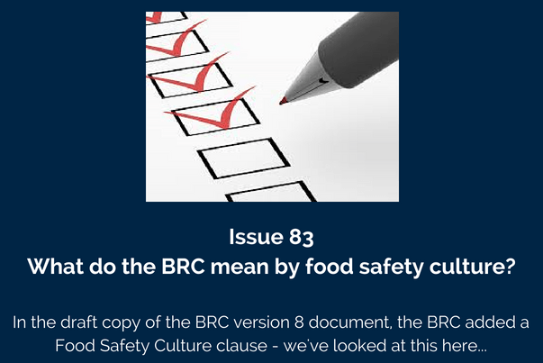 BRC Compliance Articles