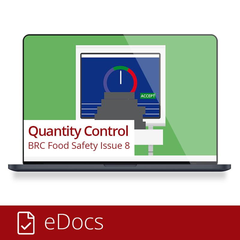 BRC Food - Quantity Control