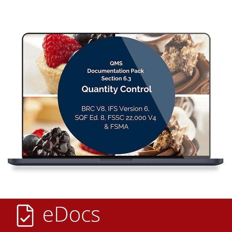 Quality Control eDocs