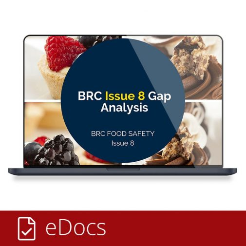 BRC Issue 8 GAP Analysis