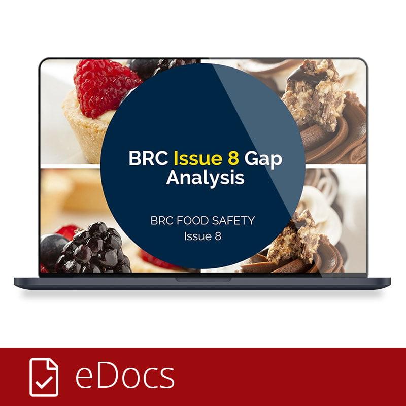 BRC Issue 8 GAP Analysis