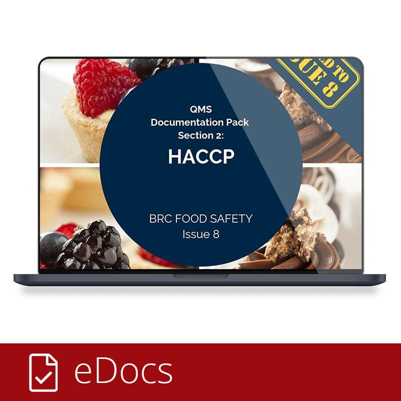 HACCP Issue 8 eDocs