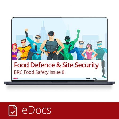 BRC Food - Food Defence