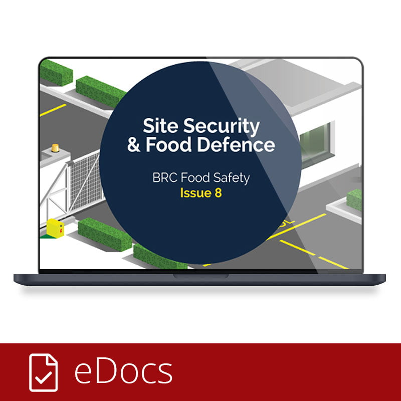 Site Security and Food Defence eDocs