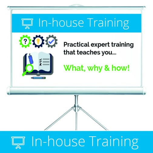 In-house courses