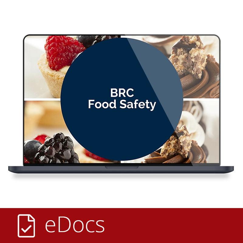 BRC Food Safety eDocs