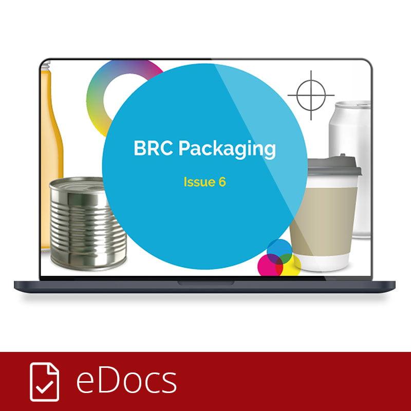 BRC Packaging eDocs