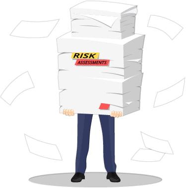 BRC packaging risk assessments