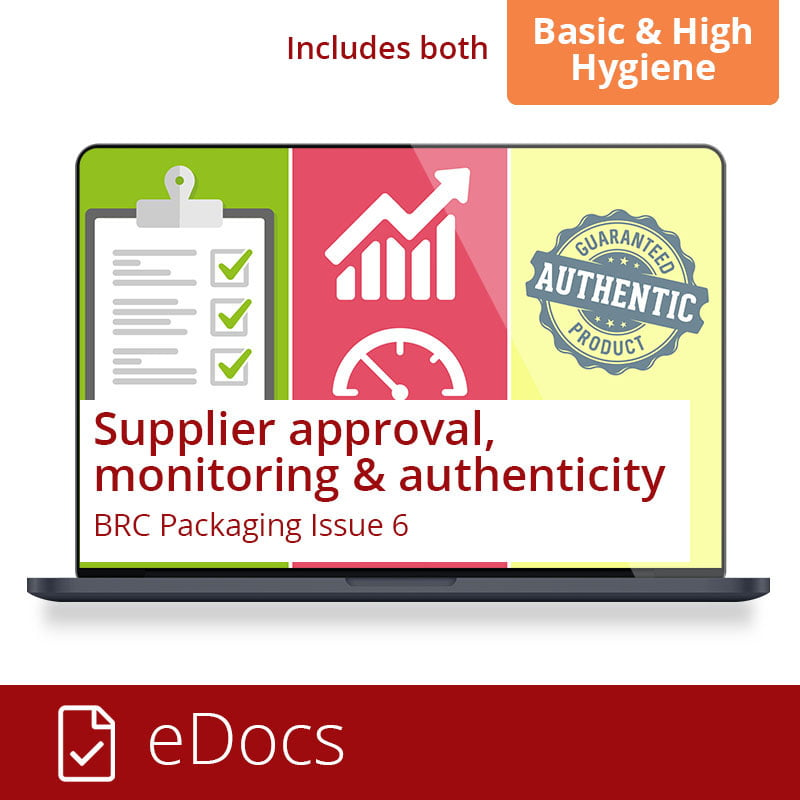Supplier Approval
