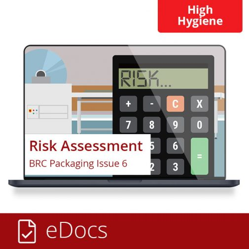 Level 6 BRC Packaging Risk Assessment