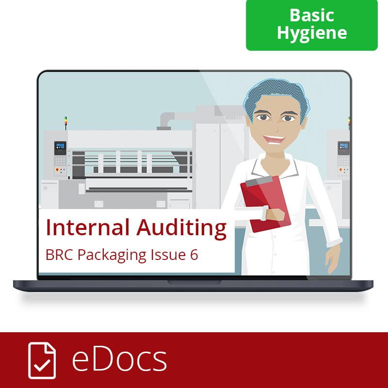 BRC Packaging Internal Audit
