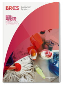 Global Standard for Consumer Products Issue 4 (Personal Care and Household)