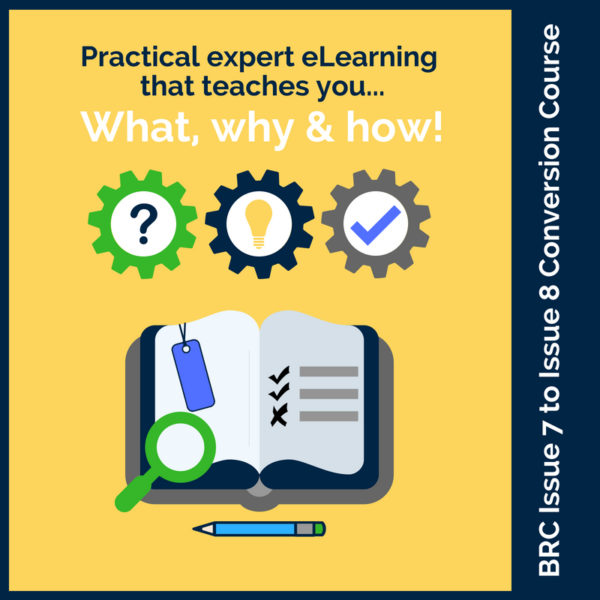 BRC Conversion eLearning Course