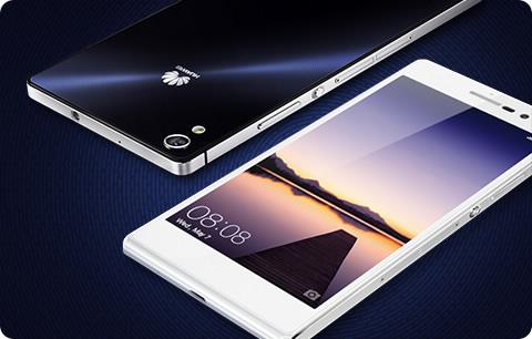 bedste mobil prisen ascend p7