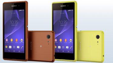 Sony Xperia E3 – billig mobil med hurtig 4G