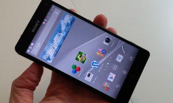 Kup: Sony Xperia Z3 Compact fås lige nu fra 2.161 kroner