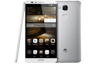 Huawei Ascend M7 – flot og stor Android