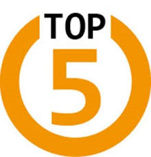 Top 5 billigste