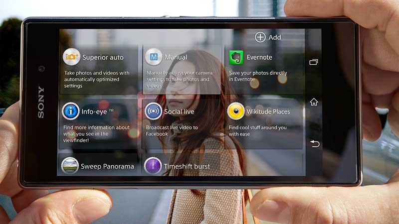 Sony Xperia z1 pris