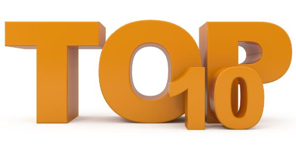 Top 10 bedste mobiler