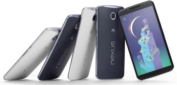 nexus 6 stor mobil stor skærm