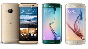 HTC One M9 – 6 grunde til den er bedre end Samsung Galaxy S6