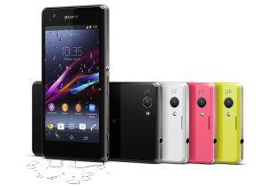 Vildt tilbud på Sony Xperia Z1 Compact lige nu!