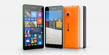 Lumia 535 – billig mobil med stor skærm og masser af funktioner