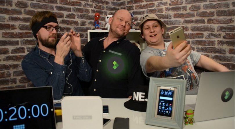 Onetake Mobil #4 | HTC M9, netværk & mobilantenner
