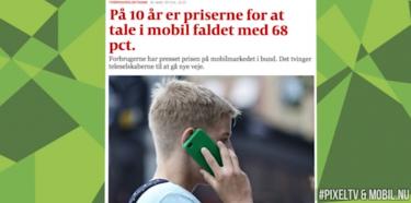 Onetake Mobil #5 | Om Huawei & Priskrigen
