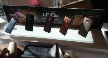 LG G4 – se de første priser