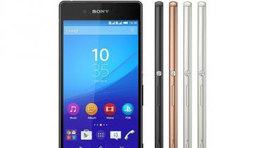 Sony Xperia Z3+ – 5 gode grunde til at købe den