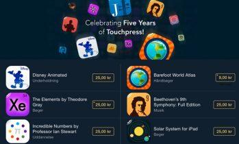 Flotte viden-apps på tilbud lige nu!