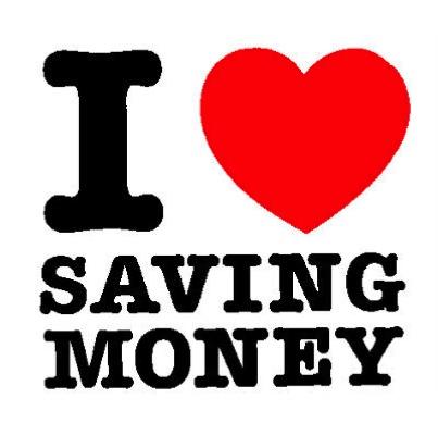 Spar penge i hverdagen