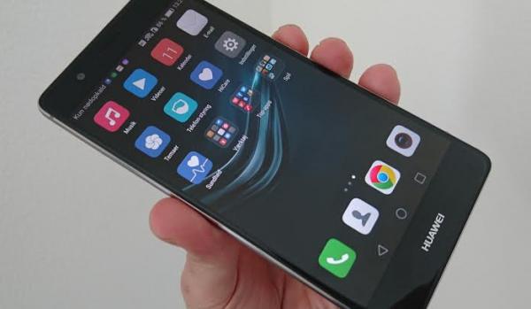Hypermoderne Priser med og uden abonnement for Huawei P9 AS-16