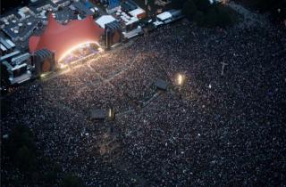 TDC sørger for seks gange bedre mobildækning på Roskilde Festival