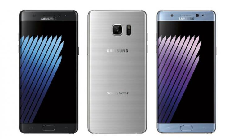 De bedste alternativer til Samsung Galaxy Note 7